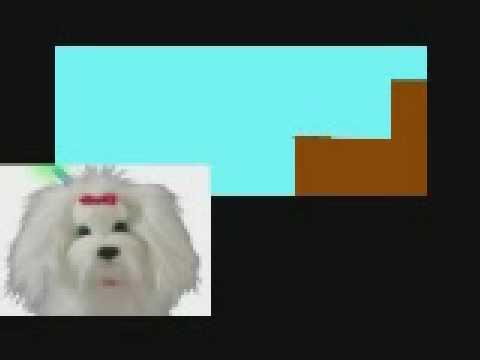 FLUFFY GO WALKIES ad