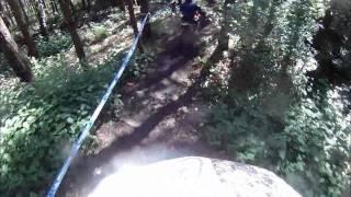 8. 2014 Husqvarna FE 250 Quick ride