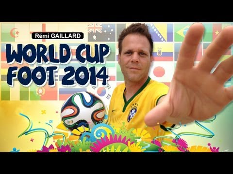 Foot - To celebrate the 2014 FIFA World Cup, Rémi wears all the finalists official football jerseys whilst executing 32 incredible trick shots. A l'occasion du Mond...