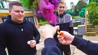 SIDEMEN SCIENCE EXPERIMENTS