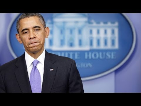 Obama signs up for healthcare…sort of