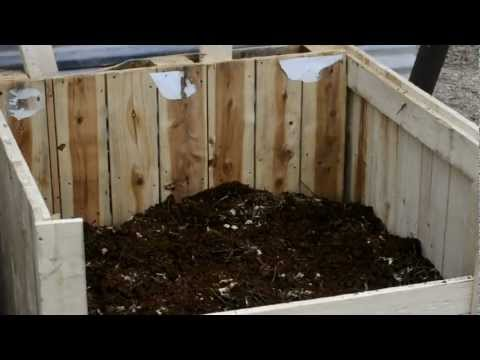 Six Second Compost Bin