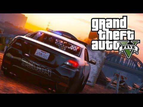 GTA 5: Vandal RP (FiveM) | Let's Be Cops | Gone Wrong