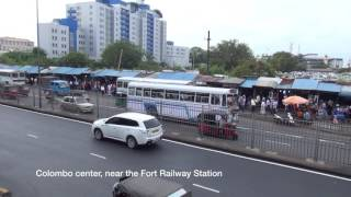Colombo Sri Lanka  City pictures : Colombo, Sri Lanka 19 September 2016