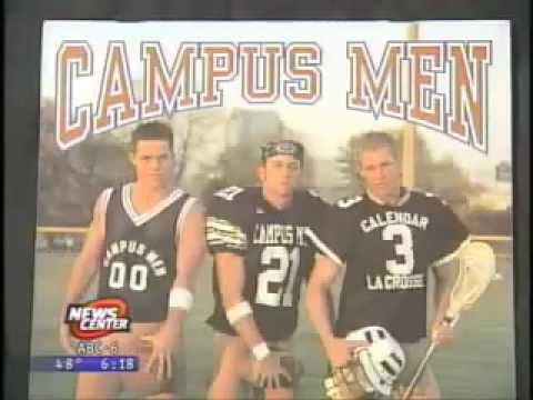 Buckeye Beefcakes: Campus Men Calendar News