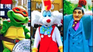 Video Top 5 Weird & Extinct Characters from Disney Theme Parks! MP3, 3GP, MP4, WEBM, AVI, FLV Januari 2019