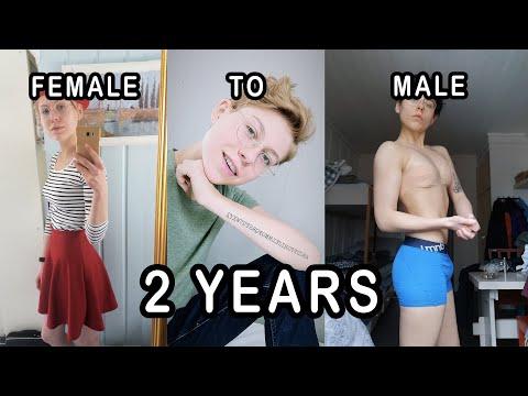 Transition Timeline Pre T - FTM Trans Guy