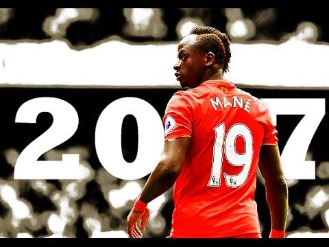 Sadio Mane  - Skills and Goals - 2016-2017 - Part 1