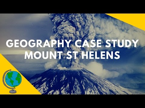case study mount st helens Volcanic ash, what it can do and how to minimize damage mt st helens case study infrastructure.