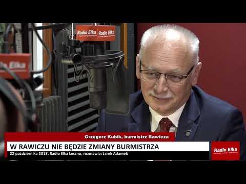 Wideo1: Grzegorz Kubik na następną kadencję