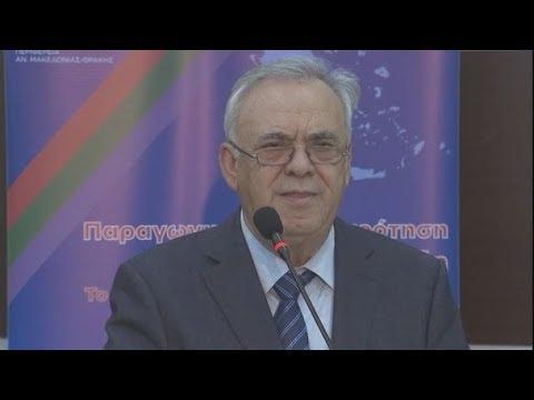 Γ. Δραγασάκης: Φτάνει στο τέλος ο ιστορικός κύκλος των μνημονίων και της σκληρής επιτροπείας