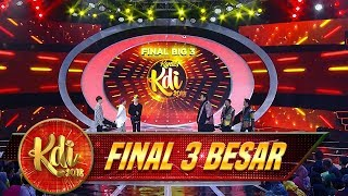 Video Sungguh Menawan Aksi Battle Dance Host Dan Master KDI VS GTI - Final 3 Besar KDI (25/9) MP3, 3GP, MP4, WEBM, AVI, FLV Maret 2019