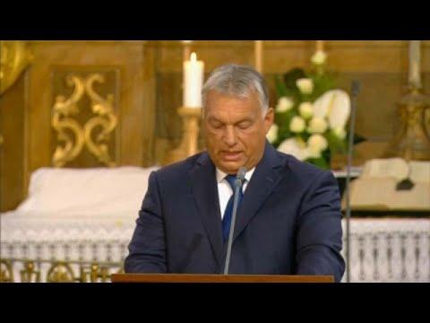 Ungarn: Überraschend versöhnliche Töne - Viktor Orban ...