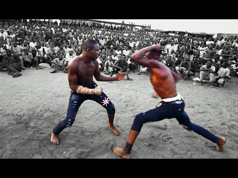 DAMBE WARRIORS 16: Outright Knock Outs