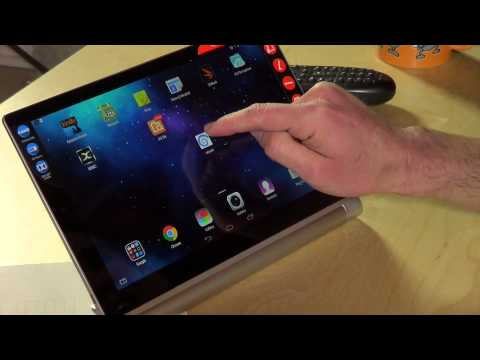 Lenovo Yoga Tablet 2 Review - 10.1 Inch full 1080P HD Android Tablet with Intel Atom Processor