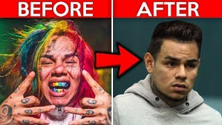 Video 8 Rappers That Turned Their Life Around... (6ix9ine, Lil Pump, Cardi B & MORE!) MP3, 3GP, MP4, WEBM, AVI, FLV Desember 2018