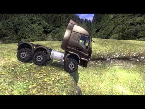 Euro Truck Simulator 2 Offroad