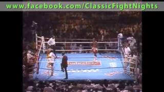 Sugar Ray Leonard Vs Thomas Hearns II (1989)