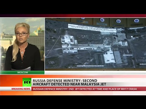 tragedy - Russia is hitting back at allegations by the West that Eastern Ukrainian militias are responsible for the downing of Malaysian Airlines flight MH17. In a televised presentation Monday, Russian...