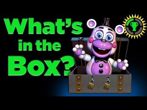 Game Theory: FNAF 6, What was in the BOX? (FNAF 6, Freddy Fazbear's Pizzeria Simulator)