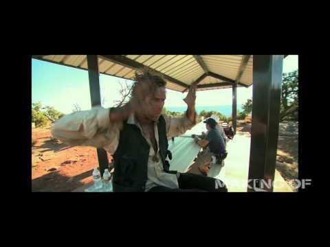 'The Lone Ranger' Featurette