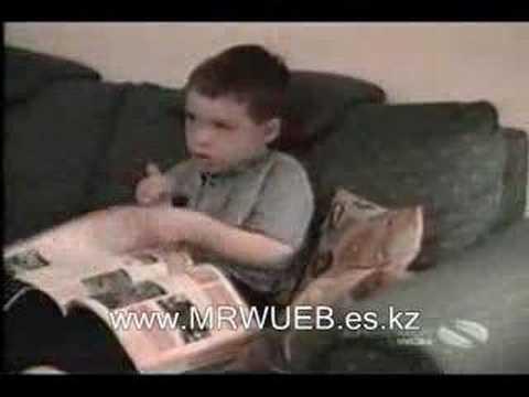 Niño lector