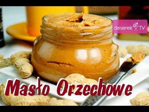 Jak zrobić Masło Orzechowe Autor: DeserekTV1