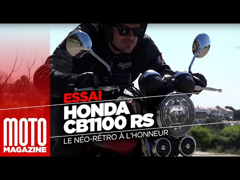 HONDA - CB1100 RS