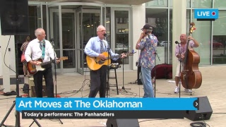 Art Moves at The Oklahoman