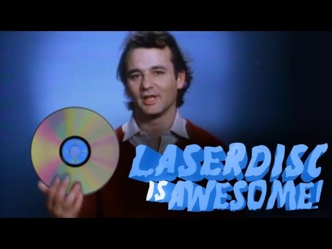 LASERDISC IS AWESOME!!