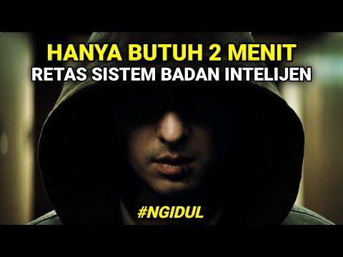 HACKER JENIUS VS HACKER PERETAS SEGALA SISTEM   #NGIDUL FILM WHO AM I (2014)