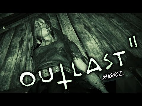 Outlast 2 Demo: Glitches/Easter eggs/Secret Oob Locations (Barn/Church/Town)   Happy Ending Fail (видео)