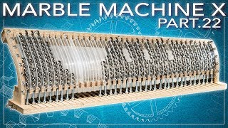 Video Marble Divider - Marble Machine X #21 MP3, 3GP, MP4, WEBM, AVI, FLV November 2018