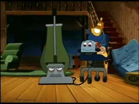 Movie - The Brave Little Toaster