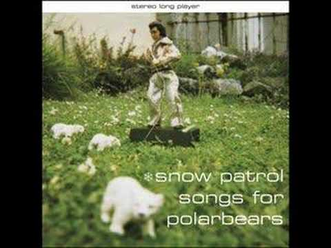 Snow Patrol - Mahogany lyrics