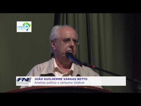 Palestra João Guilherme Vargas Netto – Engenharia e desenvolvimento nacional: o protagonismo no enfrentamento da crise