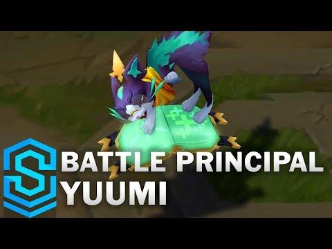 Yuumi Hiệu Trưởng Không Gian - Battle Principal Yuumi thumbnail
