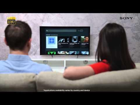 Sony 2015 BRAVIA W70C LED Slim Smart TV - Chapman's Electrical Cradley Heath