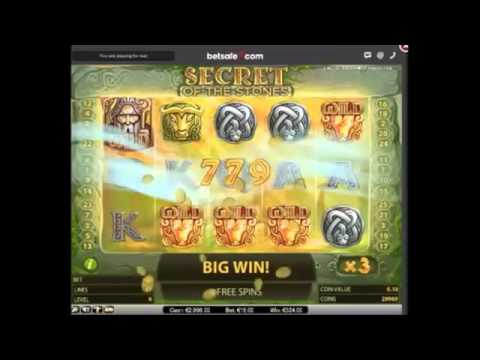 Secret Of The Stones - ULTRA BIG WIN with 15€ Bet!