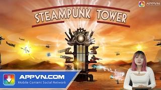 Steampunk Tower - Game thủ thành rất hay, tin công nghệ, công nghệ mới