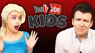 Video Why We Need To Talk About The Insane YouTube Kids Problem… #Elsagate MP3, 3GP, MP4, WEBM, AVI, FLV Januari 2018