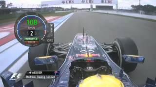 F1 - Germany 2012 - Onboard Best Moments
