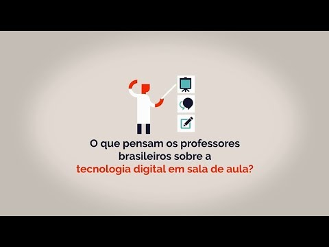 O que pensam os professores brasileiros sobre a tecnologia digital em sala de aula?