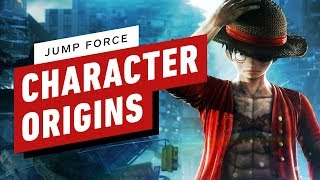 The Origin of Every Character in Jump Force by IGN