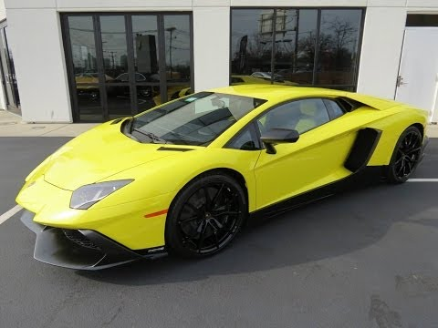Community Magazine – 2014 Lamborghini Aventador LP720-4 50° Anniv. Start Up, Exhaust, Test Drive, and In Depth Review