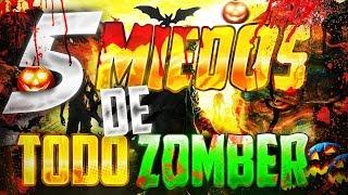 Video TOP 5 MIEDOS DE TODO ZOMBER AL JUGAR MP3, 3GP, MP4, WEBM, AVI, FLV November 2018