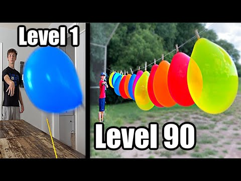 BALLOON POPPING from Level 1 to Level 100