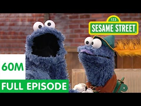 The Mysterious Cookie Thief   Sesame Street Full Episode