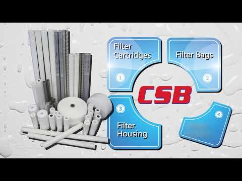 Malaysia String Wound Filter Manufacturer