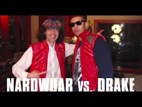 Video: Nardwuar Interviews Drake & 40